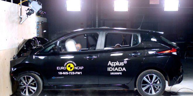 Nissan Leaf NCAP