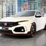 Lego Honda Civic Type R