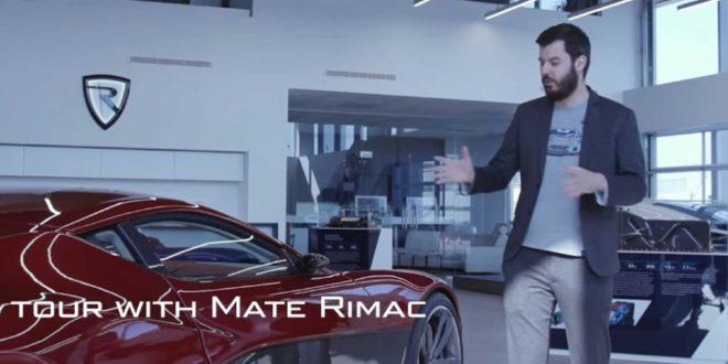 mate rimac