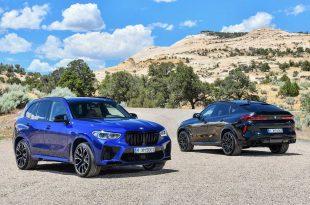 BMW X5 M i X6 M