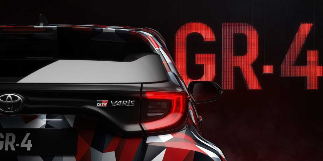 Yaris GR-4