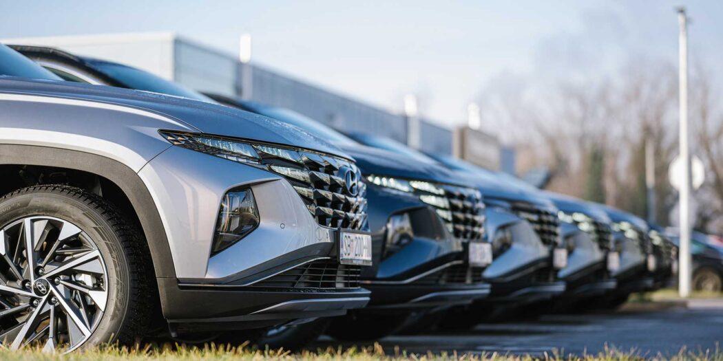 Novi Hyundai Tucson
