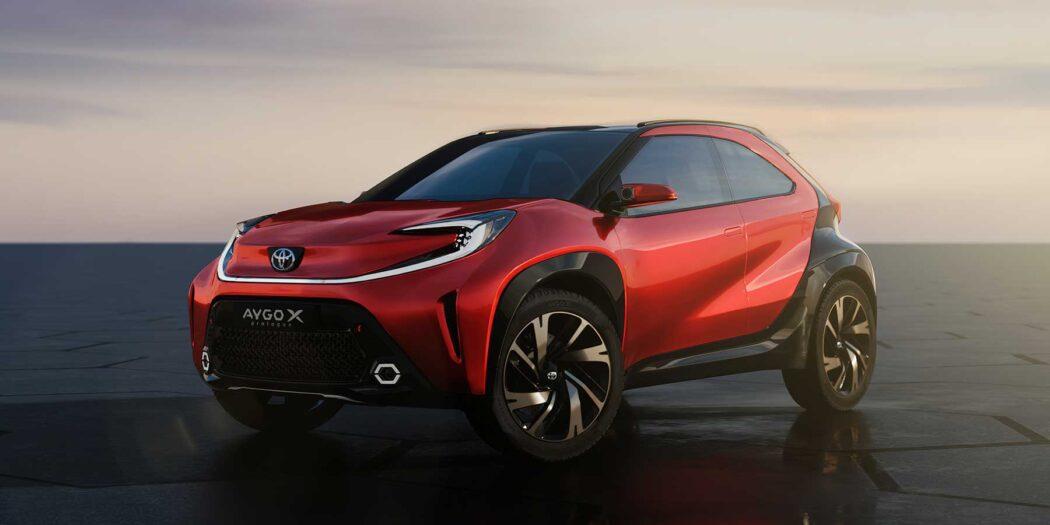 Toyota Aygo X Prologue