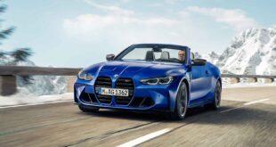 BMW M4 kabriolet