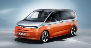 Novi Volkswagen Multivan