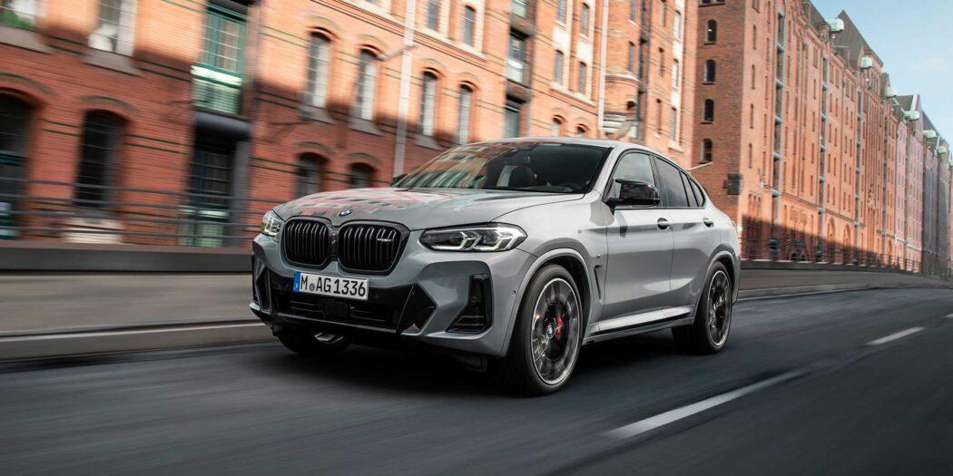 BMW X3 i X4