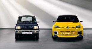 Električni Renault 5