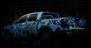 novi Ford Ranger